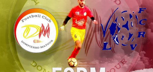 Affiche Football Club Dompierre Matour