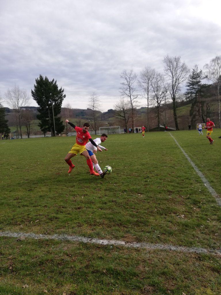 Alexis Gelin Football Club Dompierre Matour