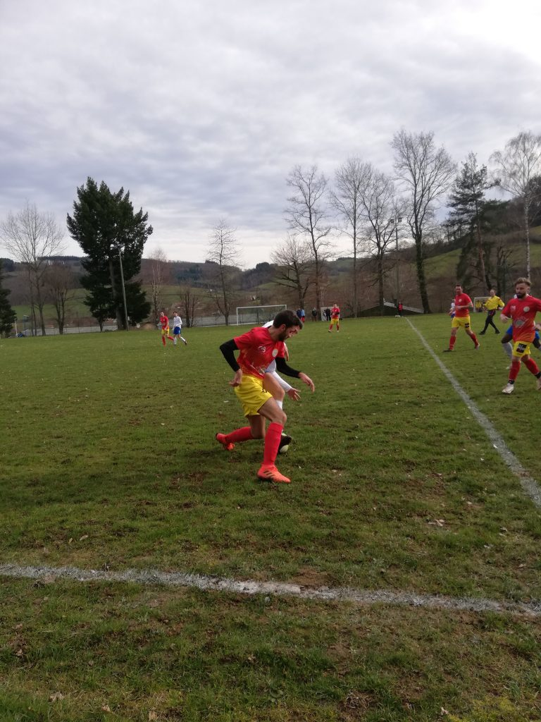 Alexis Gelin FCDM vs FC Mâcon