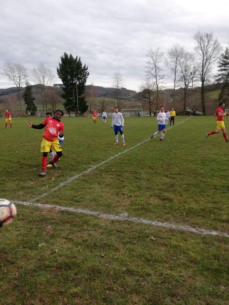 Christian Tranquillin FCDM B vs FC Mâcon C