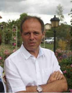 Frédéric Laborier, le président du FCDM