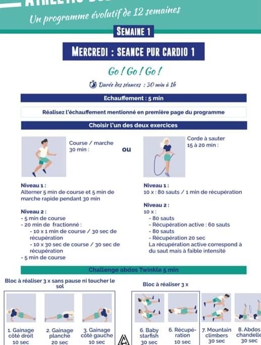 Renforcement musculaire FCDM
