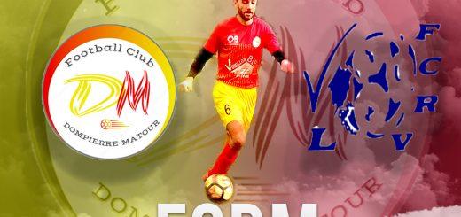 Affiche Football Club Dompierre Matour